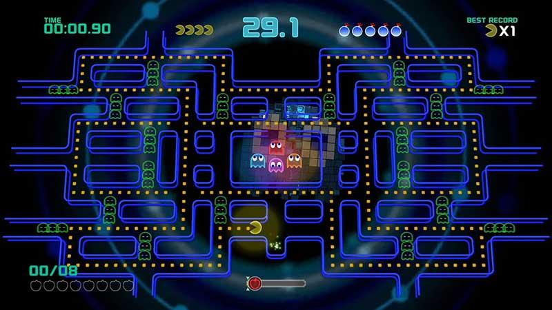 PAC-MAN™ Championship Edition 2 PLUS llega a Nintendo Switch